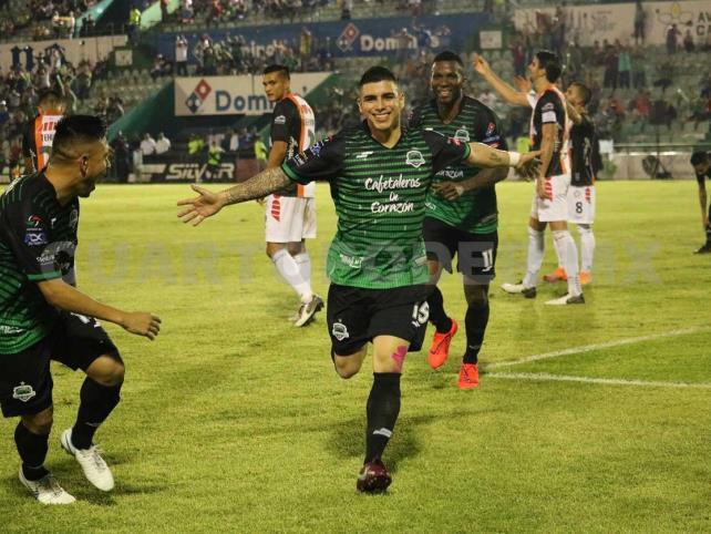 Cafetaleros regresa a la senda de la victoria