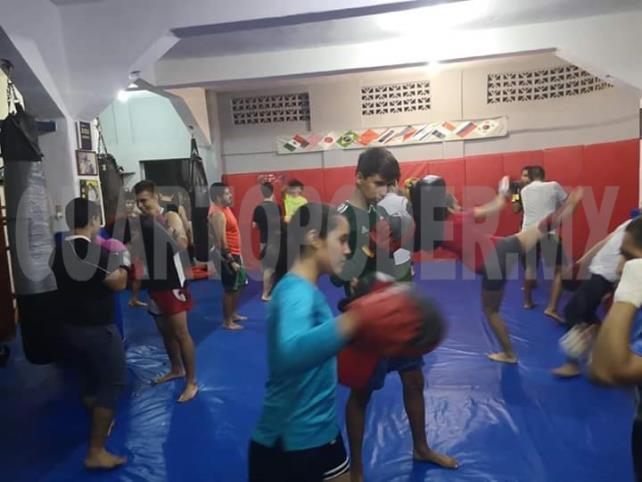 Anuncian clínica de Jiu Jitsu Brasileño