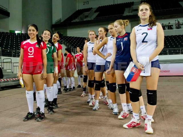 México figura en calendario de FIVB