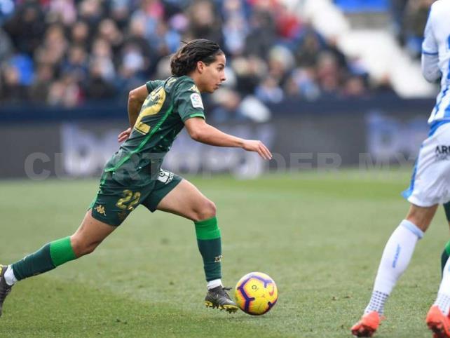 Leganés y Reyes golean a Betis