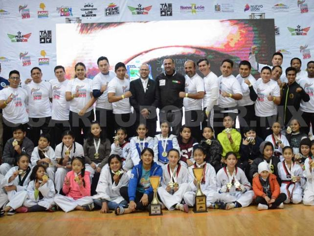 Chiapas, subcampeón del Nacional Escolar