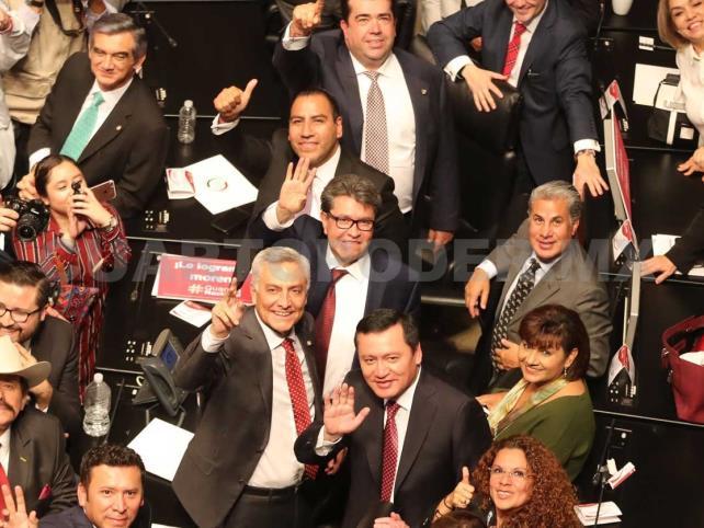 Senado aprueba por unanimidad la Guardia Nacional