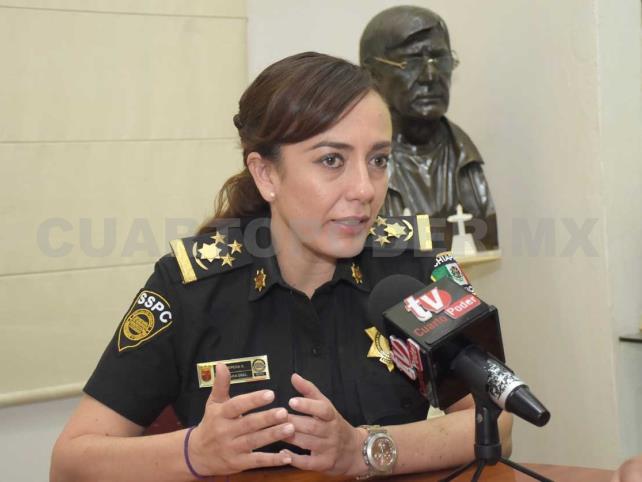 Van por el fortalecimiento decuerpos policíacos