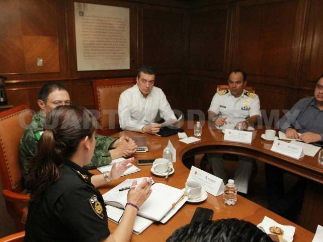 Se establecen acciones para consolidar la seguridad