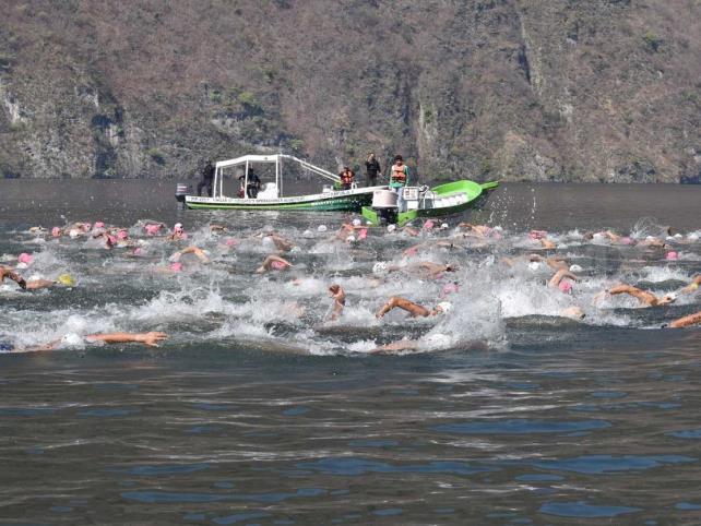 Club Orcas mantiene registros para el 100 % Cañón