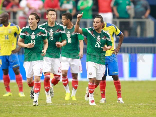 Selección enfrentará en junio a Ecuador