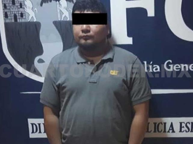 Presunto defraudador detenido en Tapachula