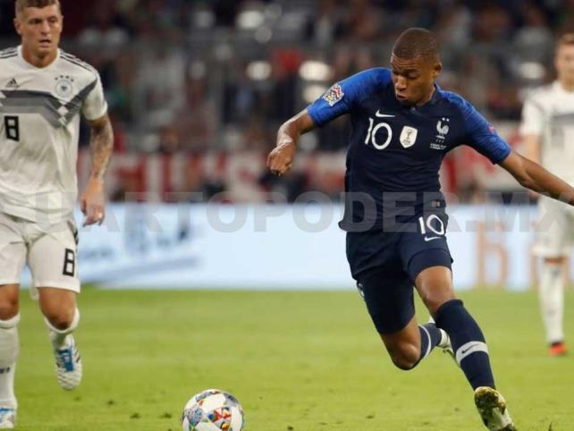 Francia irá a jugar con todas sus estrellas