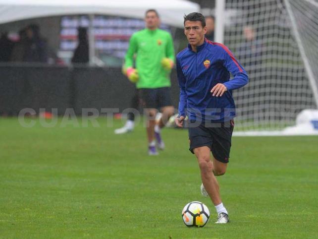 Fundamental ganar al Levante: Héctor Moreno