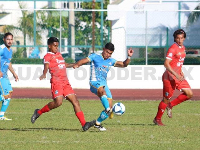 Tuxtla FC rompe racha negativa ante Inter Playa