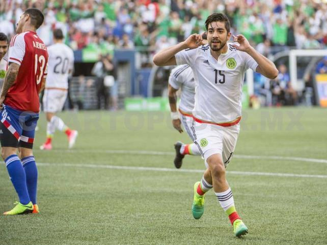 México enfrentará por vigésima vez a Paraguay