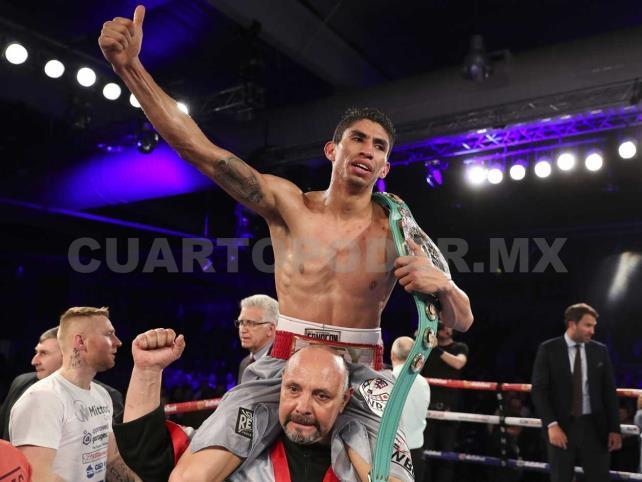 Vargas, dispuesto a subir de categoría para pelea
