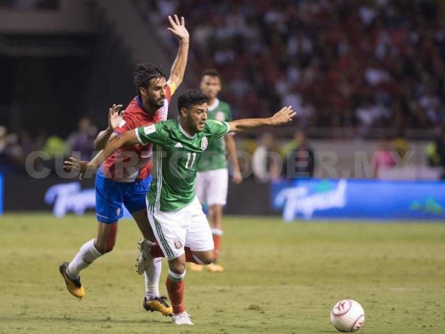 México ya espera el sorteo de la Liga de Naciones