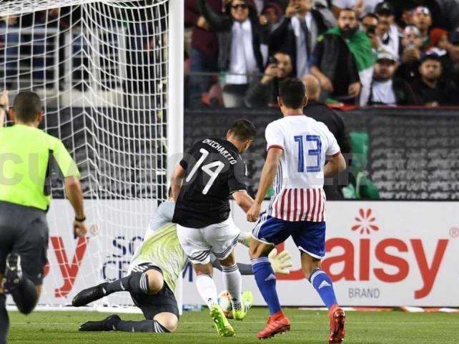 México jugará ante Panamá y Bermuda