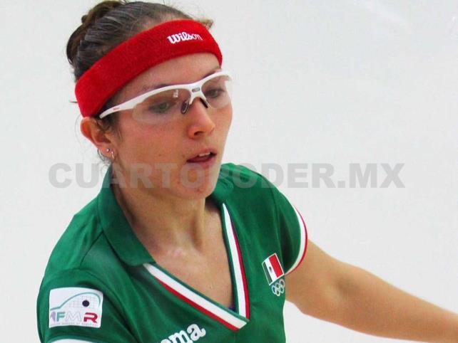 Samantha Salas pierde la final en Bolivia