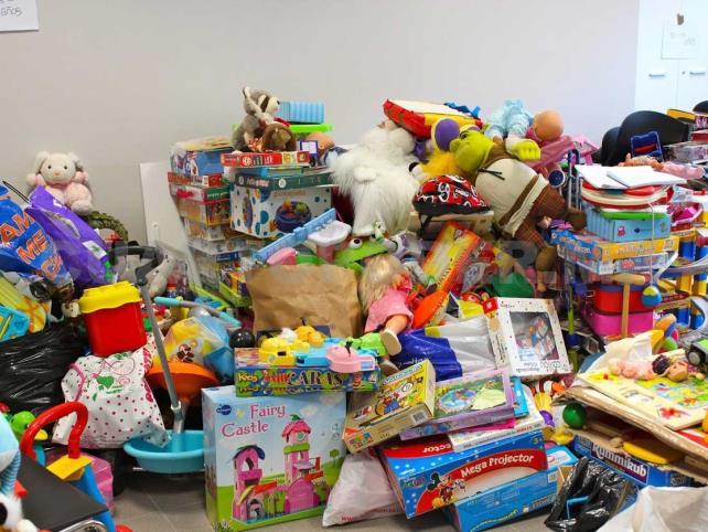 Invitan a donar juguetes para hijos de reclusas