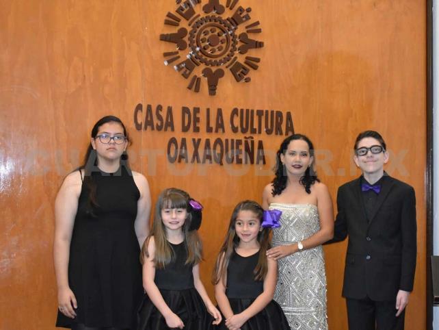 Niños al Piano viajan a Oaxaca