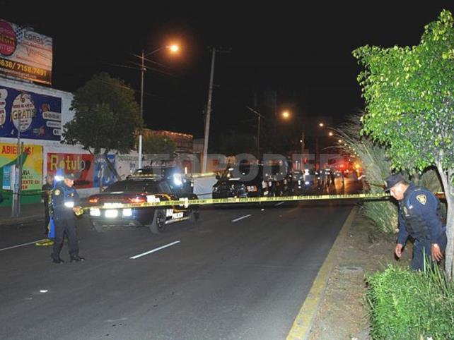 Atropellan a policía durante alcoholímetro