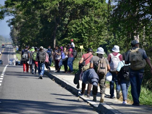 Urgente atender crisis migratoria en Frontera Sur
