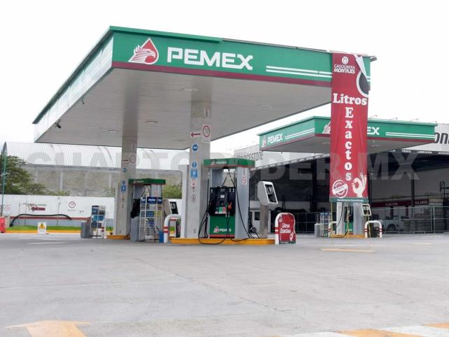 Garantizan abasto de combustible en periodo vacacional