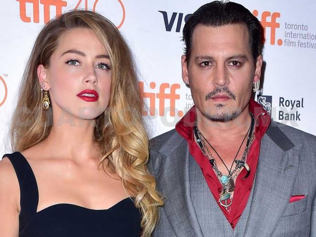 Continúa el pleito entre Depp y Heard