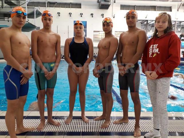 Selección Chiapas se foguea en el Grand Prix Senior