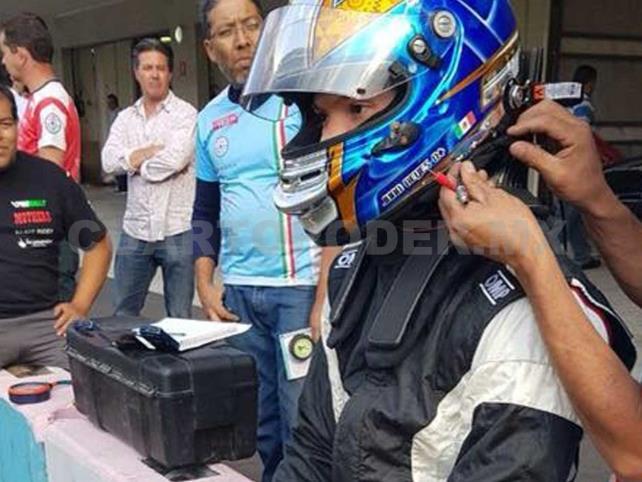 Juan Antonio Reyes buscará el podio en Chiapas