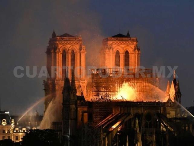 Rivas Mercado y su suicidio en Notre Dame