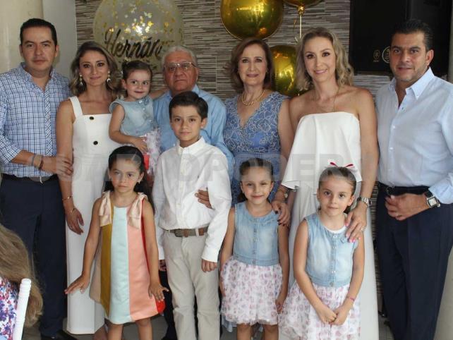 Celebran 70 años de Hernán