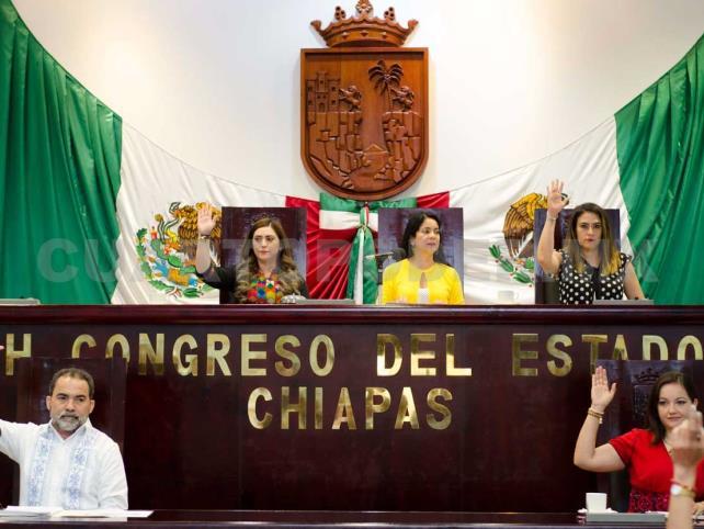 Aprueban Plan Estatal de Desarrollo Chiapas