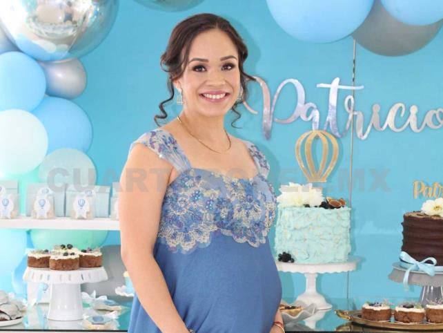 Alicia, en espera de su primer bebé