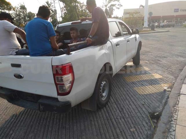 Cuatro estudiantes son detenidos por trifulca