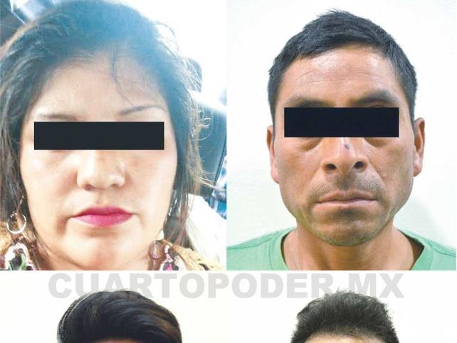 Atrapan a presuntos homicidas del síndico