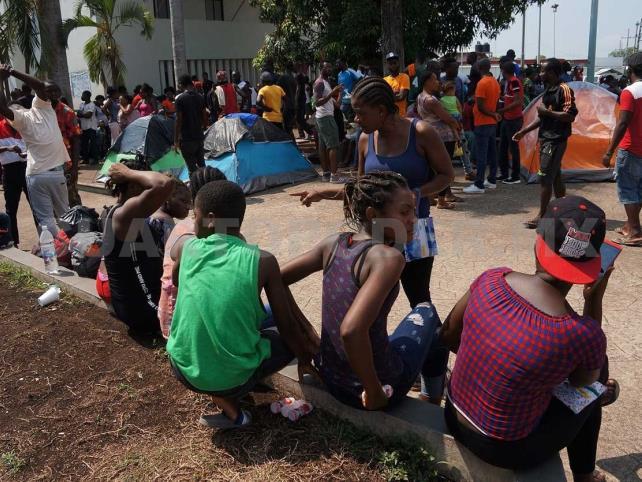 Piden cerco sanitario en Frontera Sur