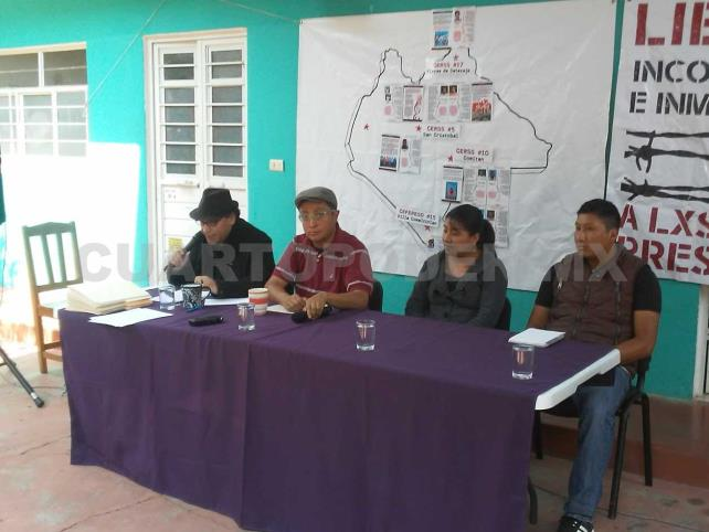 Reos indígenas reiniciarán huelga de hambre