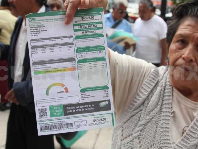 CFE condonará deuda de 11 mil mdp a Tabasco
