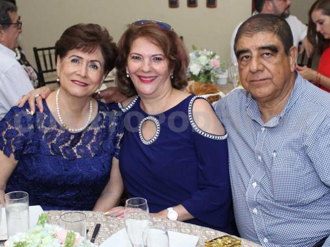 Celebraron sus bodas de oro