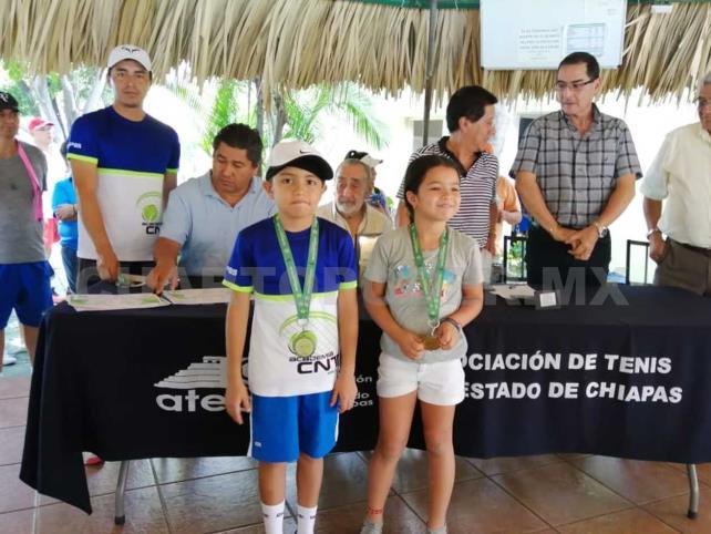 "Celebraron el Torneo ""René Carrillo Chávez"""
