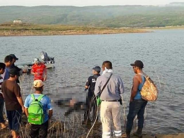 Pescador desaparecido fue hallado muerto