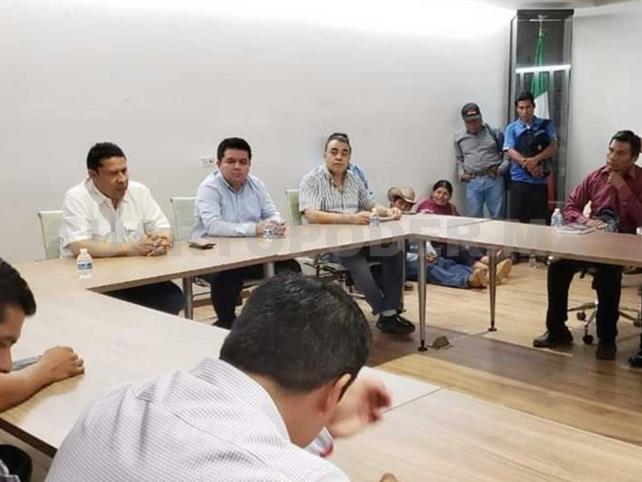 Diálogo para alcanzar la paz: Molina Morales