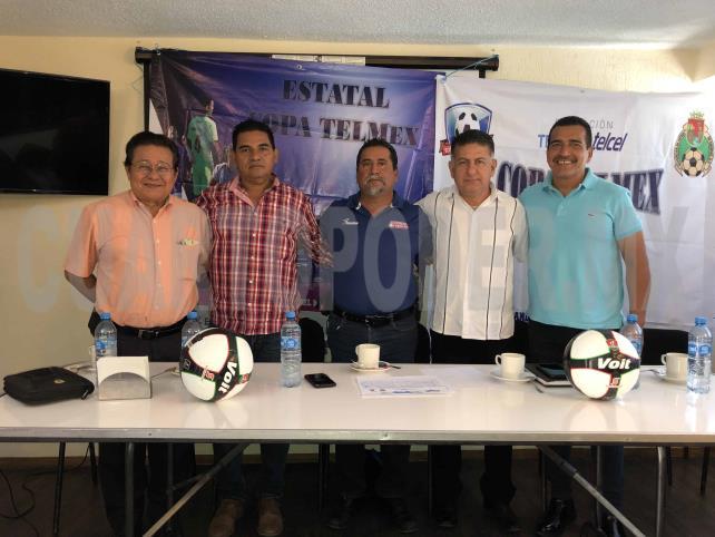 Inicia etapa interestatal de la Copa Telmex Telcel