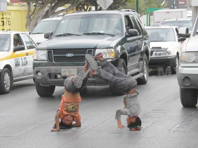 Aún sin estrategias para erradicar el trabajo infantil