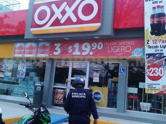 Sujeto asaltó tienda de conveniencia y escapó