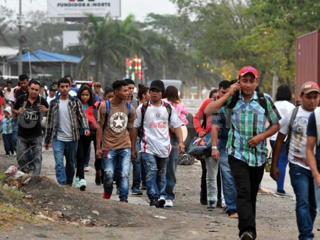 Crisis migratoria, por carencia de agenda