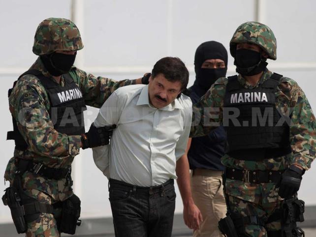 """Piden confiscar 12 mmdd a """"el Chapo"""""""
