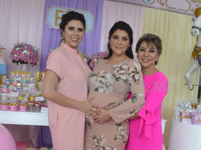 Mariel espera a su primer bebé
