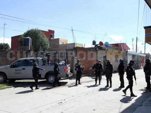 En ataque armado asesinan a tres hombres; menor herida