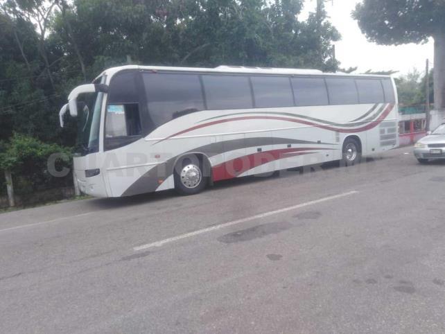 Recuperan autobús con reporte de robo