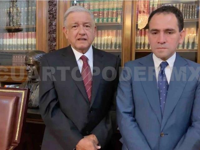 Una renuncia más para AMLO; Urzúa se va de Hacienda
