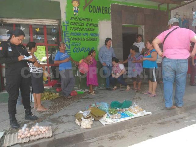 Mujer fue despojada de 24 mil pesos en Terán